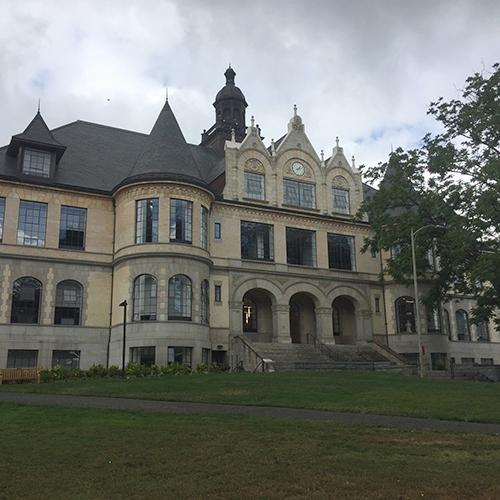 Project Thumbnail: University of Washington: Denny Hall