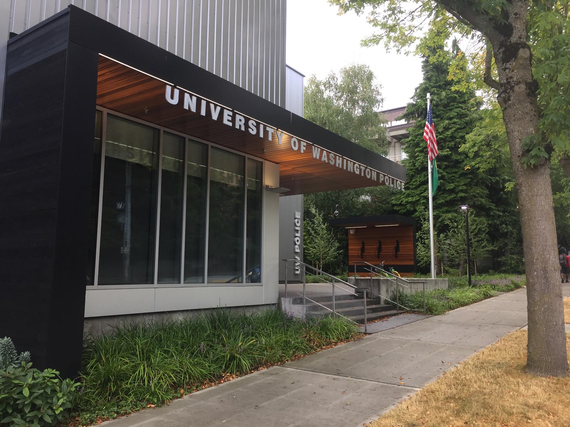 University of Washington Police HQ Photo